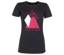 Levelz T-Shirt schwarz