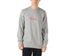 Side Waze Crew Sweater concrete heather