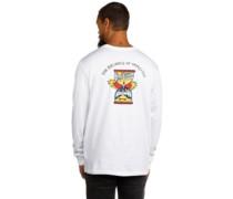 volo T-Shirt LS white
