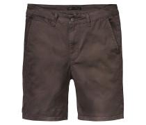Goodstock Vintage Chino Shorts schwarz