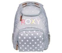 Lemon Watercolor Backpack