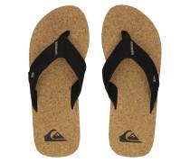 Molokai Abyss Cork Sandals brown