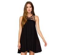 Ring Kleid schwarz