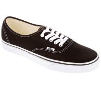 Authentic Sneakers schwarz