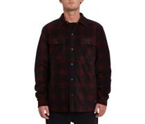 Bowered Fleece Jacket