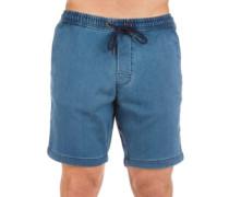 Easy Shorts mid blue