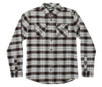 That'Ll Work Flannel Hemd braun