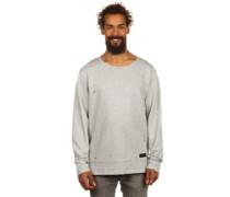 Worn Sweater grey melange