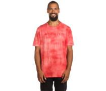 Washed Up T-Shirt horizontal mtn tie dye