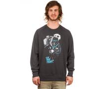 Darth Gangster Sweater grau