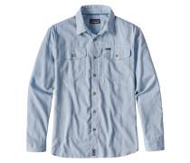 Cayo Largo Hemd blau