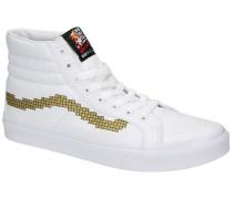 Nintendo SK8-Hi Slim Console Gold Sneakers muster