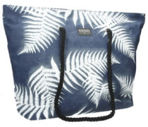 Eclipse Wind Beach Bag blue