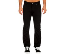 Skin Jeans schwarz