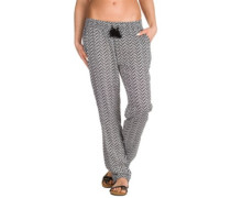 Island Love Pants black