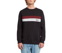 Sngl Stn Div Crew Sweater