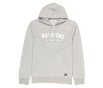Filthy Habits Hoodie grey heather