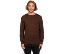 Everyday Blenks Knit Pullover tobacco