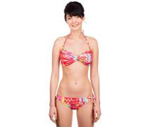 Maya Bay Bandeau Top + Leia Low Rider Bikini
