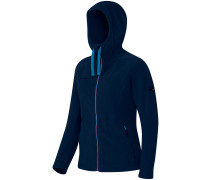Yampa Advanced Ml Hooded Outdoorjacke blau