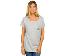 BT Oberhausen T-Shirt light grey heather melang