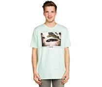 Happiness T-Shirt grün