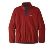 Micro D Snap-T Sweater molten lava