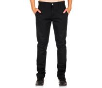 Frickin Tight Chino Pants tinted black