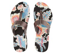 Venice Ditsy Sandals red
