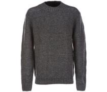 Crafton Pullover dark grey mel