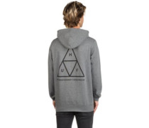 Triple Triangle Hoodie grey heather