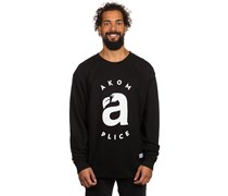 Beak CN Sweater schwarz