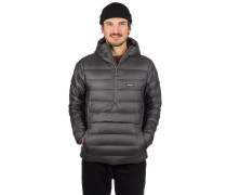 Down Sweater Hooded Anorak melt down for