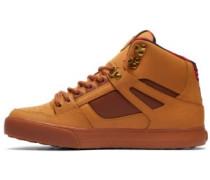 Spartan HI Wnt Shoes dk chocolate