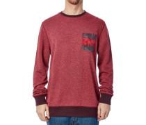 Cruiser Crew Sweater team red