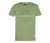 Nabilz T-Shirt grün