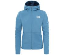 Tanken Highloft Soft Shell Outdoor Jacke ink blue