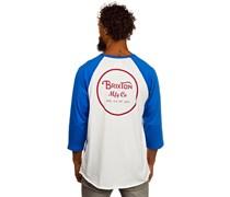 Wheeler 3/4 Sleeve T-Shirt