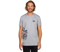 Nesting Birds T-Shirt grau