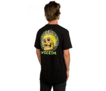 Shred Head Pocket T-Shirt black