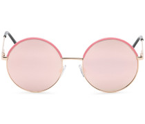 Circle Of Life Rose Gold Sonnenbrille pink