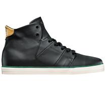 Los Angered Sneaker schwarz