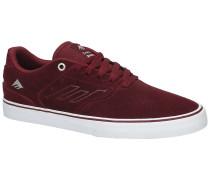 The Reynolds Low Vulc Skateschuhe rot