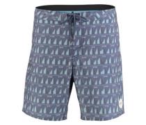 Jeff Canham Boardshorts blue aop