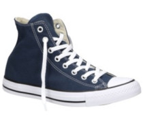 Chuck Taylor All Star Core Canvas Hi Sneakers navy