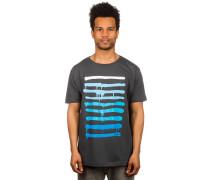 Dripline Blue T-Shirt grau