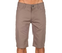 Hsu 5 Pkt Shorts grau