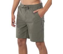"Swc Riiple 19"" Elastic Walk Shorts"