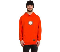 X Southpark Kenny Hoodie orange
