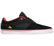 The HSU Low Vulc x Chocolate Skateschuhe schwarz